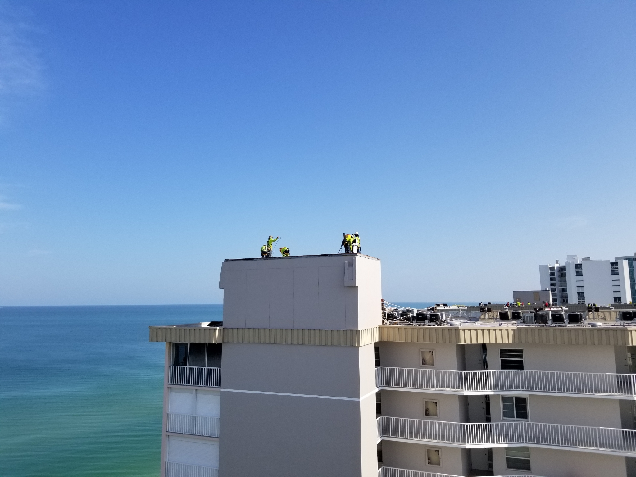 Island End Condos on Fort Myers Beach CoolCheck Service