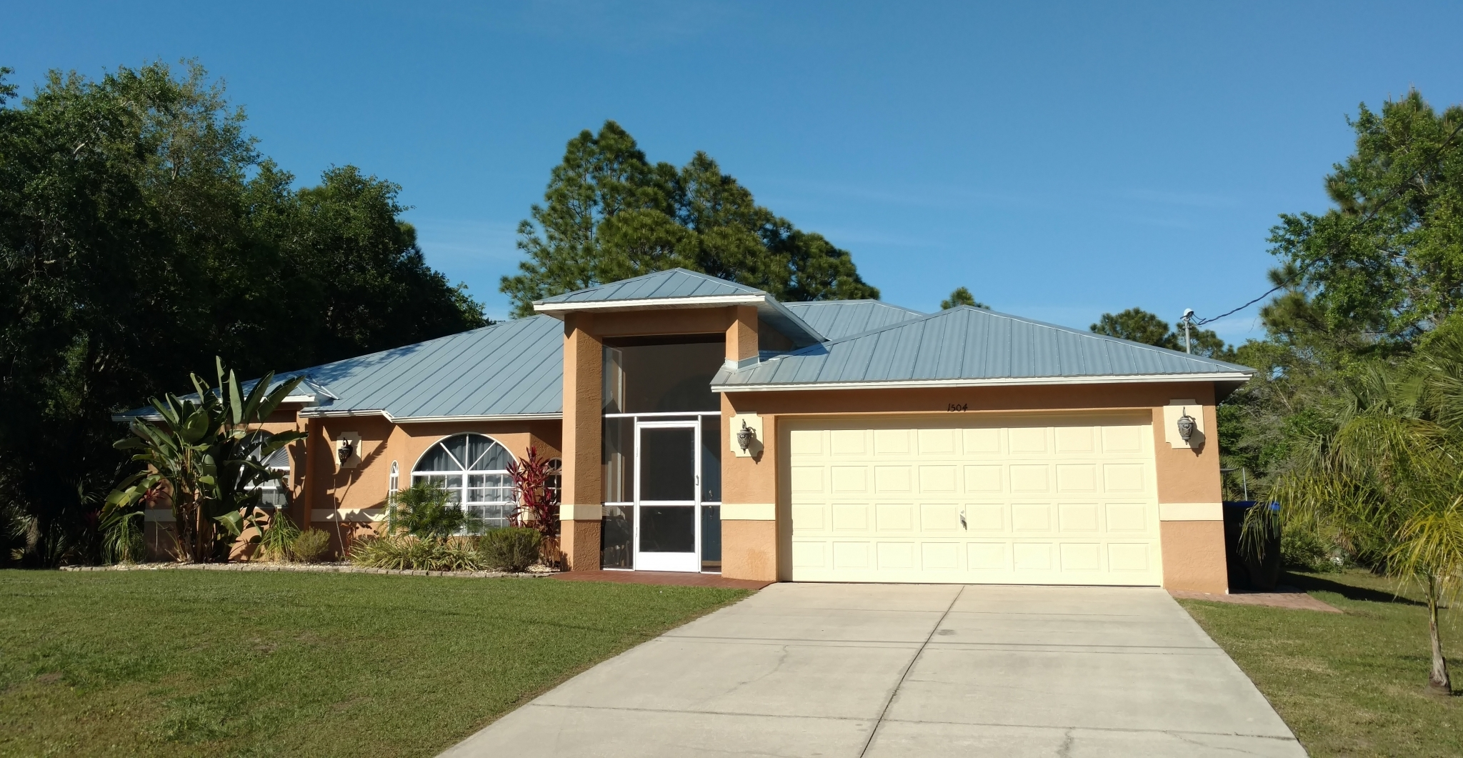 Maintenance Agreement for this home in Cape Coral