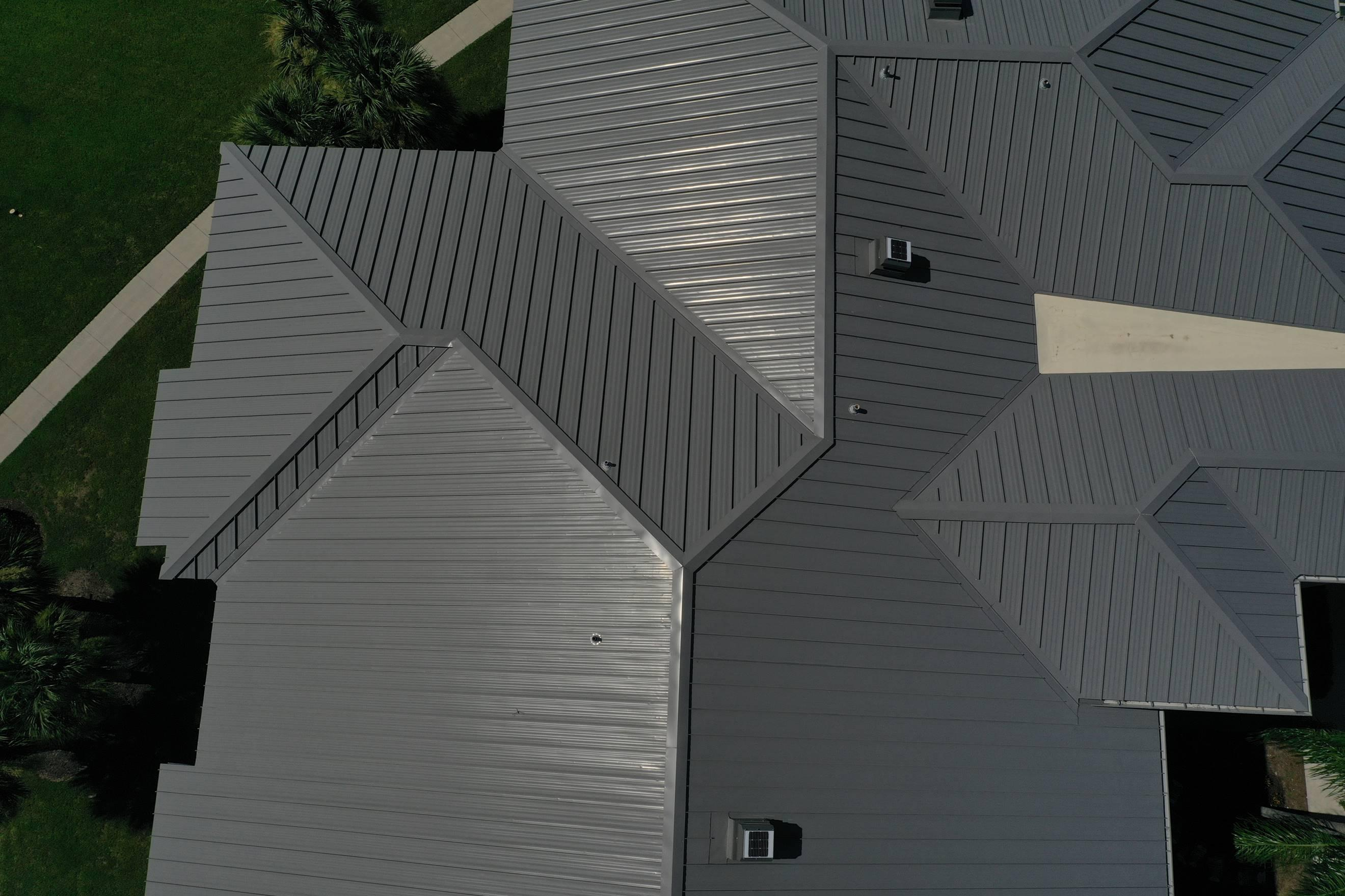 Metal Roof in Southwestern Florida