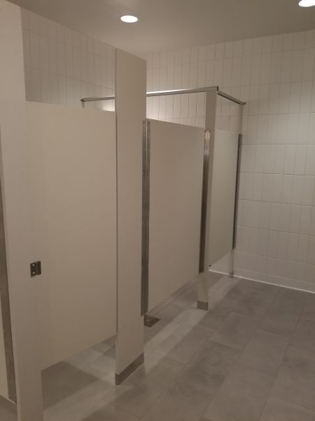 Division 10 | Crowther Specialties Bathroom Partitions