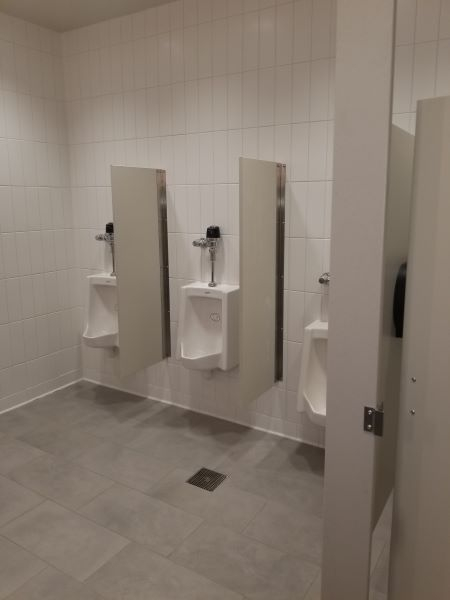 Division 10 | Crowther Specialties Toilet Partitions