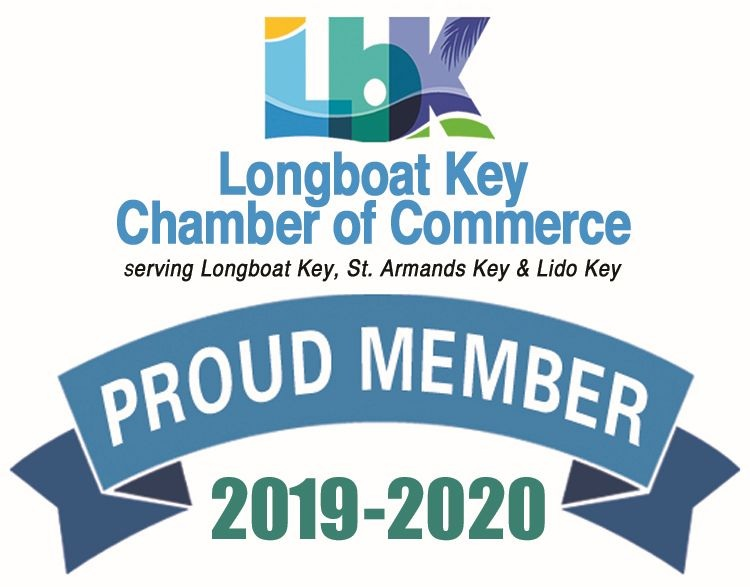 Proud Member of Longboard Key Chamber of Commerce