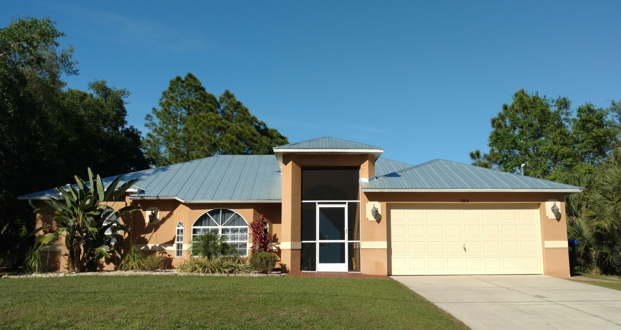 Residential Roof From Shingle to Metal